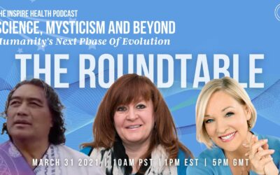 LIVE Roundtable Discussion with Magenta Pixie, Dr. Northrup & Huna Flash
